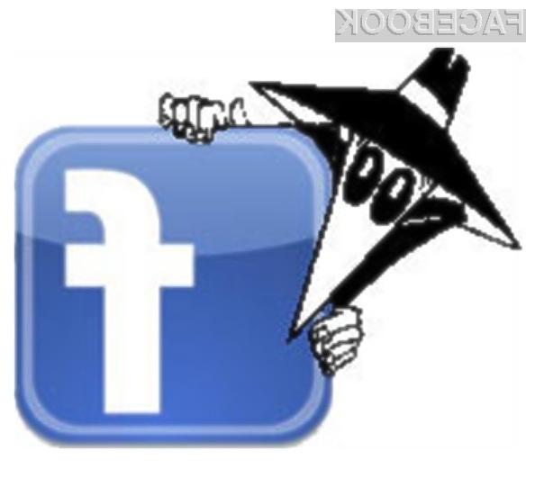 Družbeno omrežje Facebook je ponovno padlo na izpitu iz varstva osebnih podatkov!