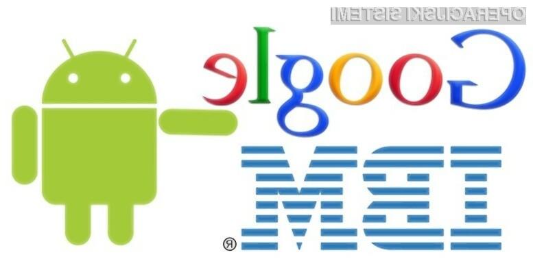 Google krepi svojo moč na področju mobilne telefonije.