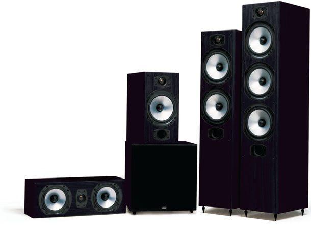 Monitor Audio M series