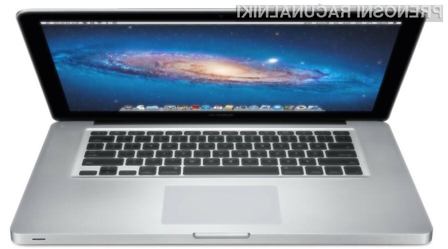 Aktualna generacija MacBook Proja je bila predstavljena februarja letos.