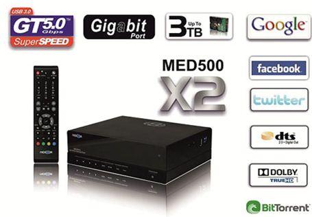 Predvajajte vse... na vašem velikem TV: MEDE8ER MED 500x2
