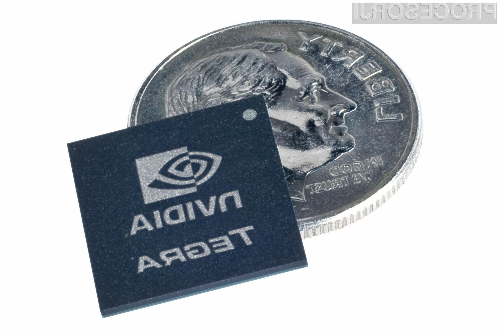 Nvidia ima na področju tabličnih računalnikov ter mobilne telefonije velike načrte.