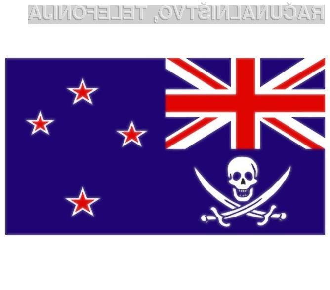 Nova Zelandija si na račun spletnega piratstva obeta precejšen priliv svežega denarja v državno blagajno!
