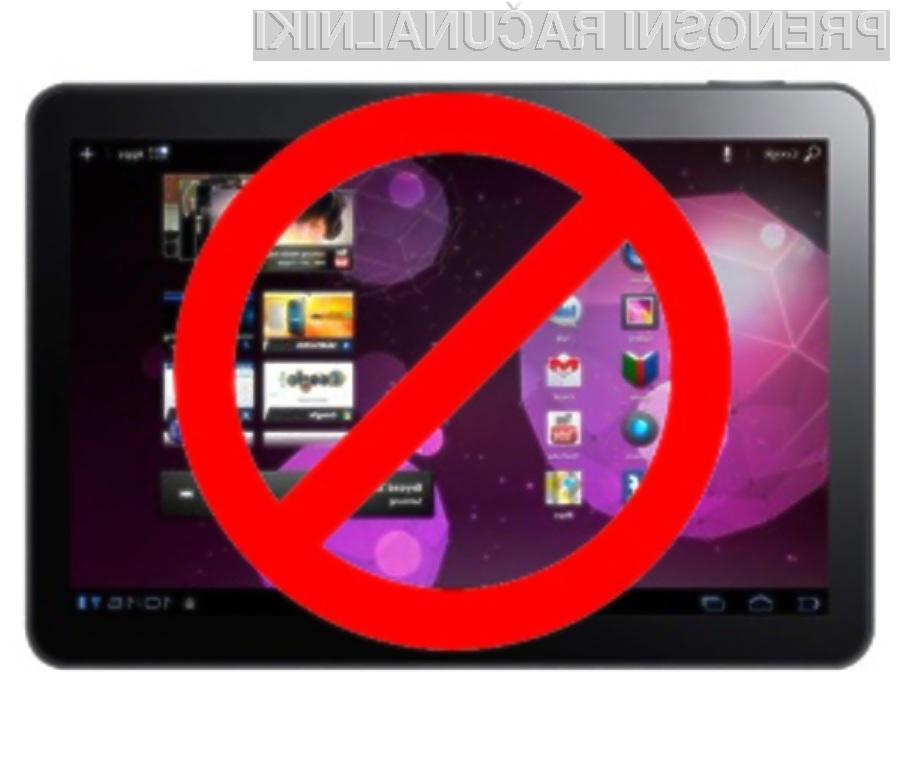 Samsung bo zaradi Appla zagotovo utrpel veliko gospodarsko škodo.