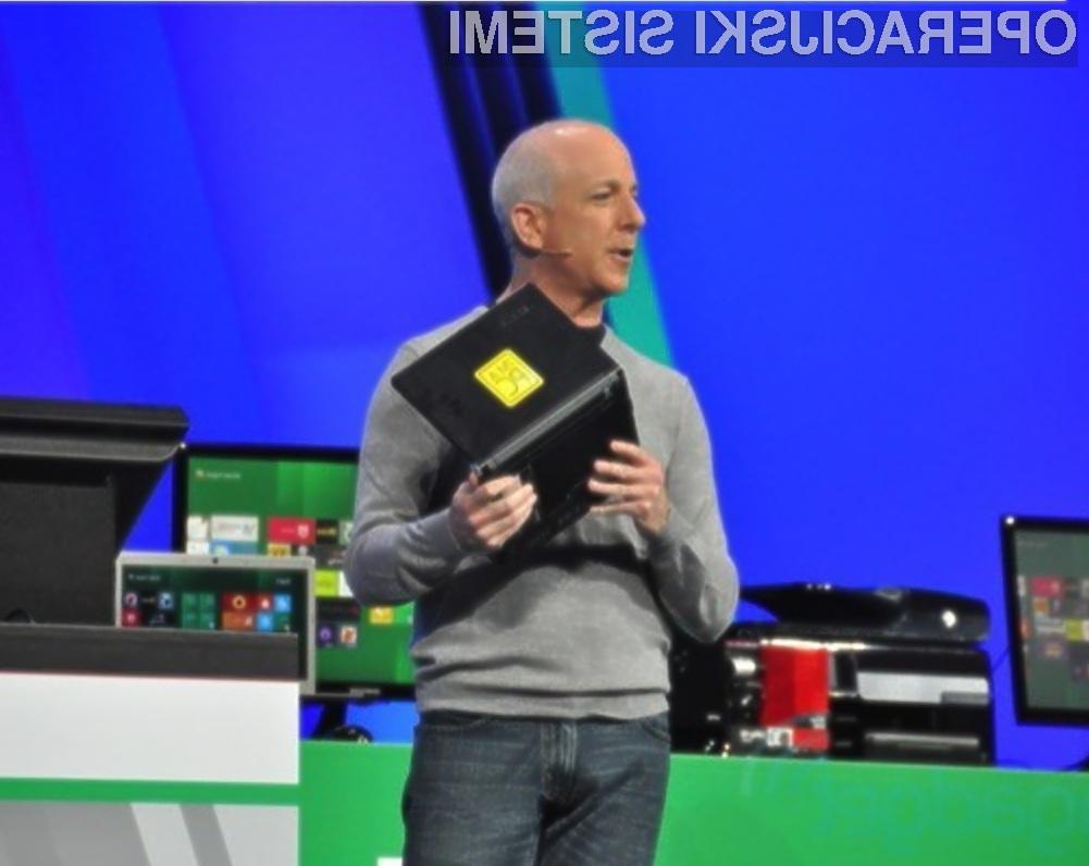 Za uporabo operacijskega sistema Windows 8 nam ne bo potrebno kupovati novih računalnikov!