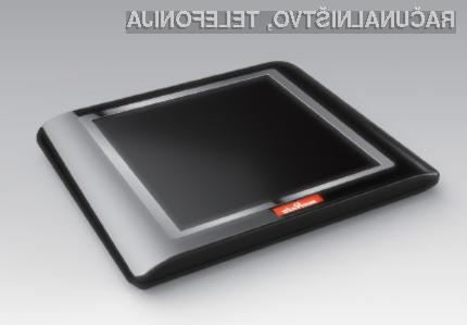 Muratina touchpad plošča meri tudi količino pritiska.