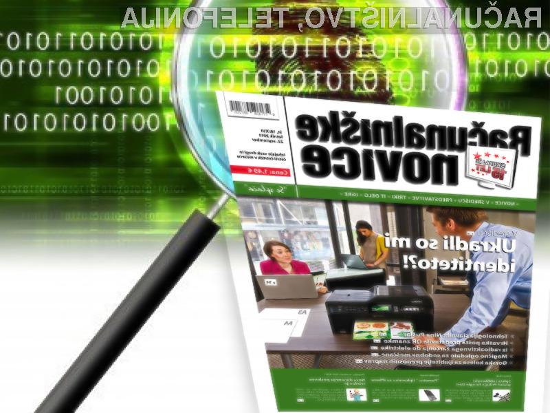 Ne pozabite na največjo nevarnost, ki na vas preti na Facebooku in podobnih družbenih omrežjih!