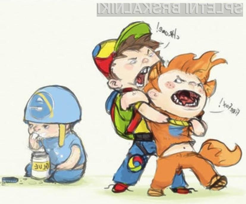 Bo Internet Explorer kmalu odštel v pozabo?
