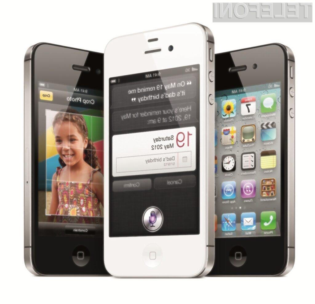 Bo Samsung uspel doseči prepoved prodaje mobilnika iPhone 4?