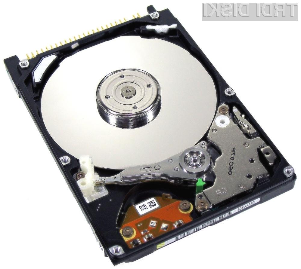 Bomo konec letošnjega leta ostali brez trdih diskov?