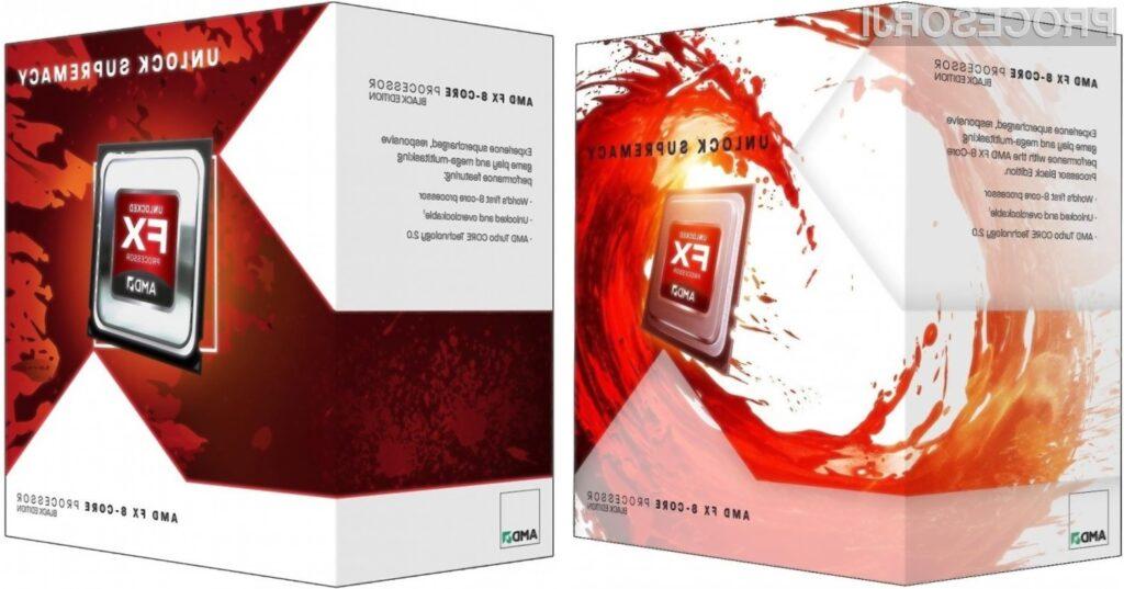 Inovativna AMD-jeva arhitekura, bo do izraza prišla še le na operacijskem sistemu Windows 8.