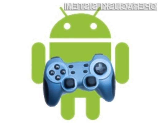 Android Ice Cream Sandwich bo prinesel kakovostne igre tako na mobilnike kot tablice!