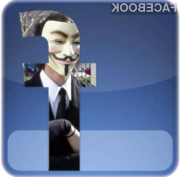 Anonymous ima Facebook na piki!