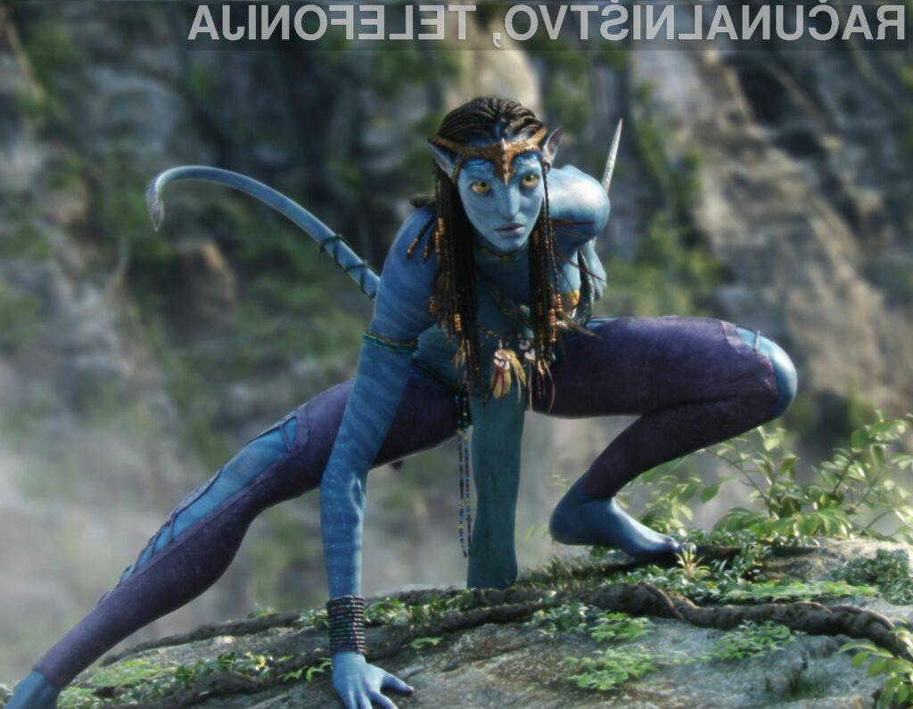 Avatar je zdaleč najbolj piratiziran film!
