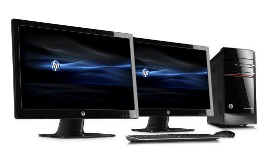 Hp Pavilion HPE Phoenix je HP-jev najzmogljivejši uporabniški namizni računalnik doslej