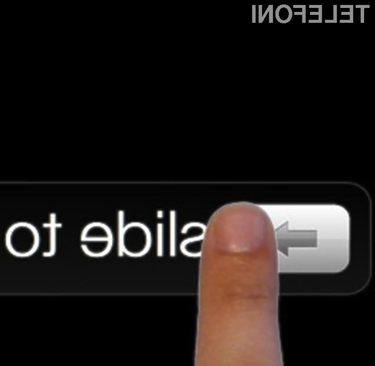 Bo Apple pridobljeni patent za odklepanje zaslona na dotik uporabil kot orožje v boju zoper Samsung?