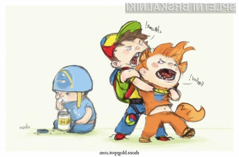 Bo Google Firefoxu kmalu zadal smrten udarec?