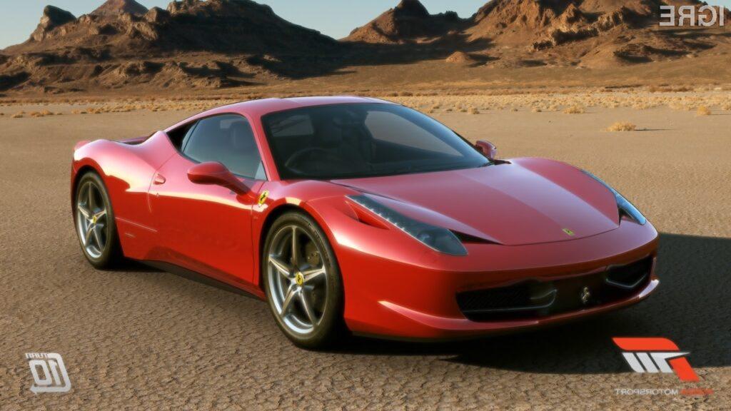 """Moramo priznati, """"Forza 4"""" izgleda še boljše kot njen konkurent """"Gran Turismo 5"""" na Playstation 3."""