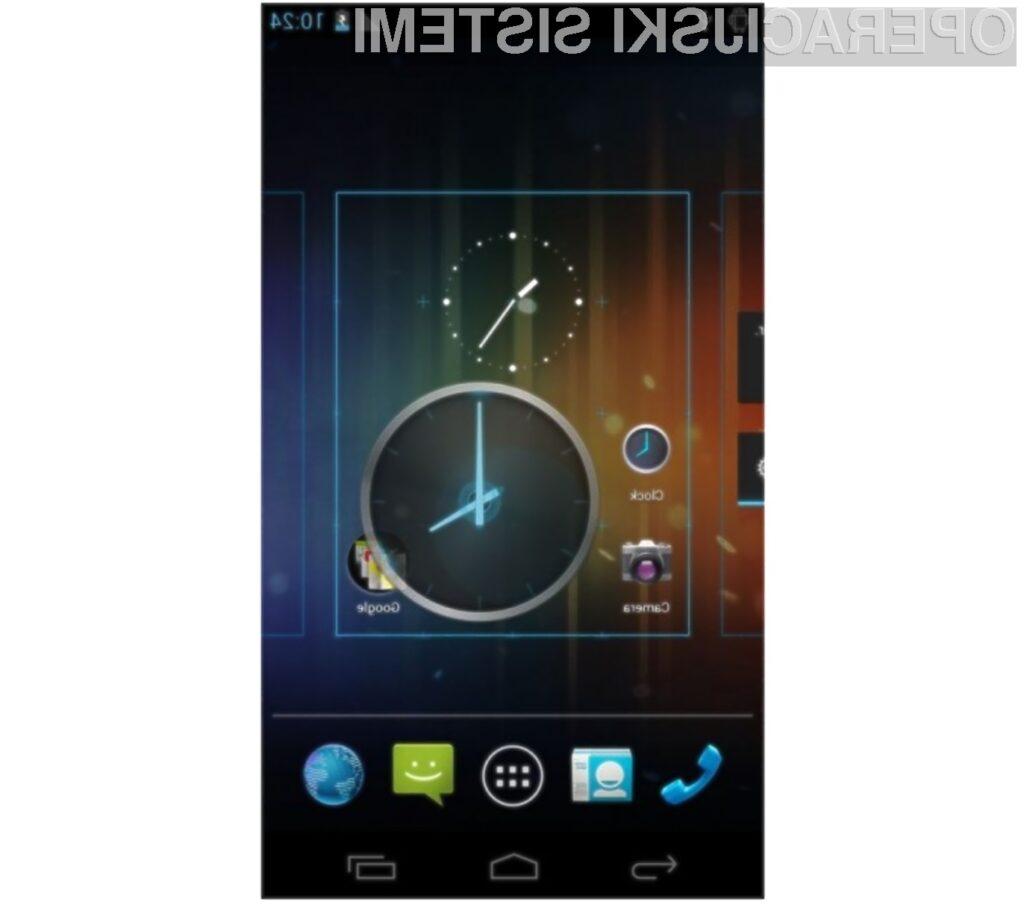 Vam je všeč novi Android 4.0 Ice Cream Sandwich?