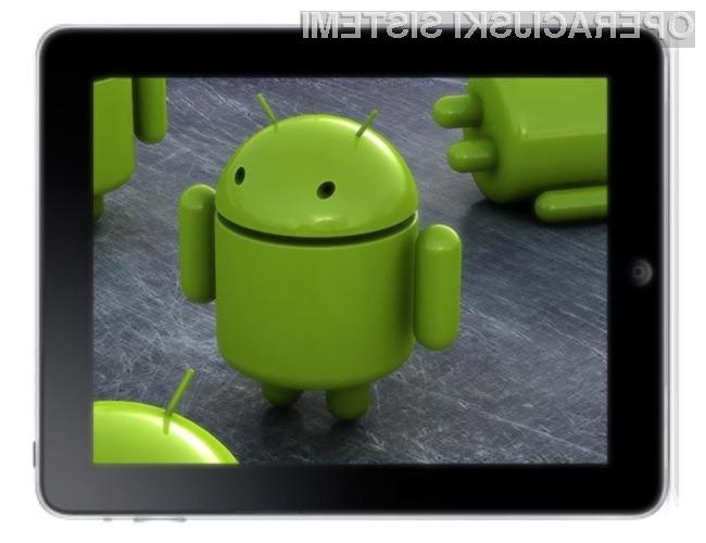 Android in iPad 2: Zmagovalna naveza?