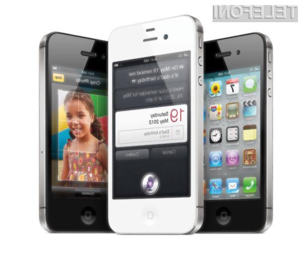 Vas je mobilnik Apple iPhone 4S prepričal?