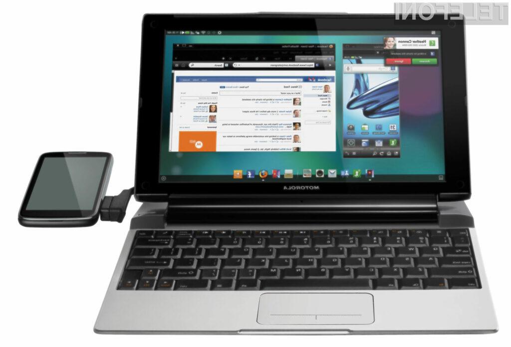 Lapdock 100 ponuja zaslon velikosti 10,1 palcev in HD sliko z ločljivostjo1366 × 768 slikovnih točk.
