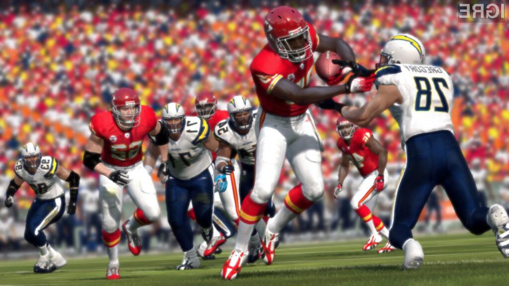 """""""Madden NFL 12"""" najbolje prodajana igra v septembru"""