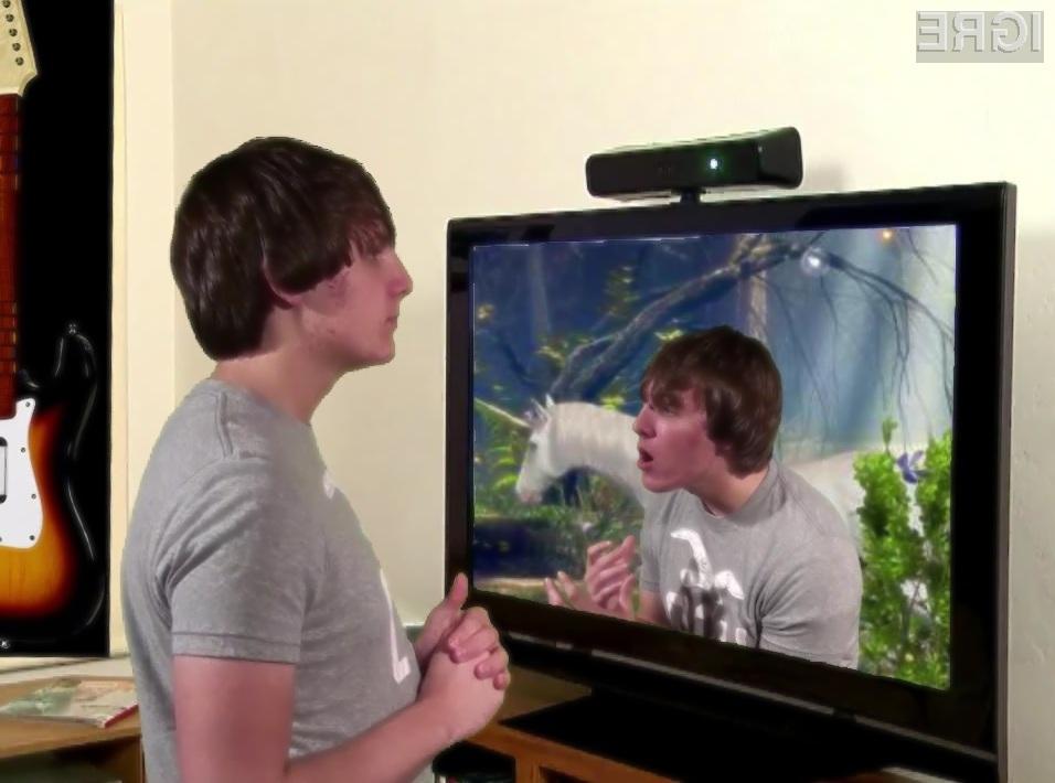 Starši se zagotovo že veselijo nove funkcionalnosti krmilnega sistema Kinect.