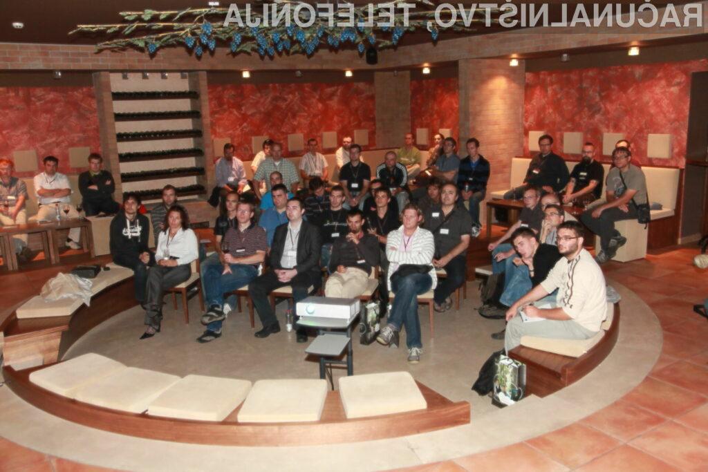 Letošnja, že četrta Bleeding Edge konferenca je bila zelo  uspešna. Konference se je udeležilo 150 slušateljev, od tega jih je bila večina iz Slovenije.