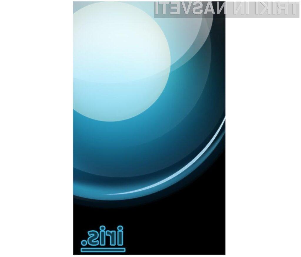 Aplikacija Iris je bila razvita v osmih urah!