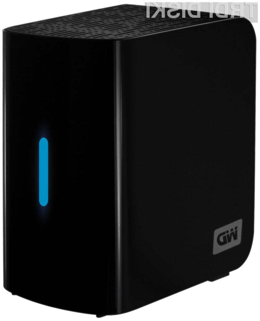 Trdi diski podjetja Western Digital so med potrošniki dobro sprejeti.