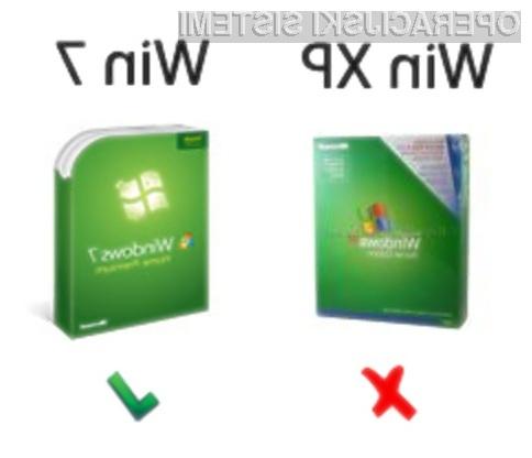 "Windows XP je ""OUT""!"