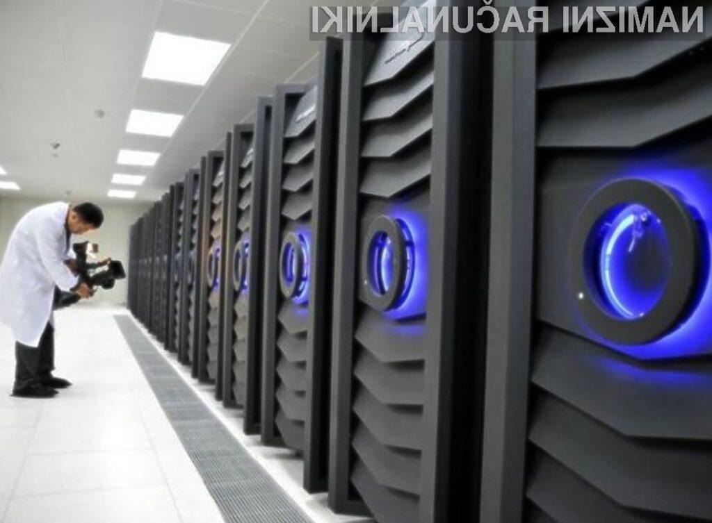 Superračunalnik Sunway BlueLight MPP odlikuje tako visoka zmogljivost kot varčnost z električno energijo.