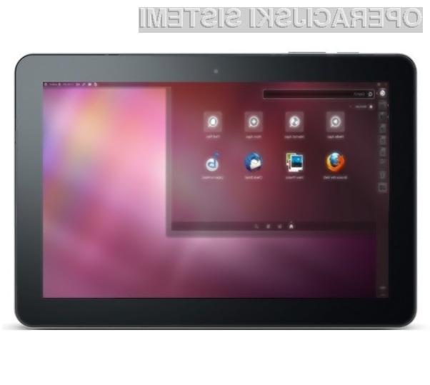 Mobilni Ubunto bo pisan na kožo pametnim mobilnikom, tablicam, televizorjem in celo avtomobilom.