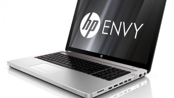 NOVO HP ENVY 17