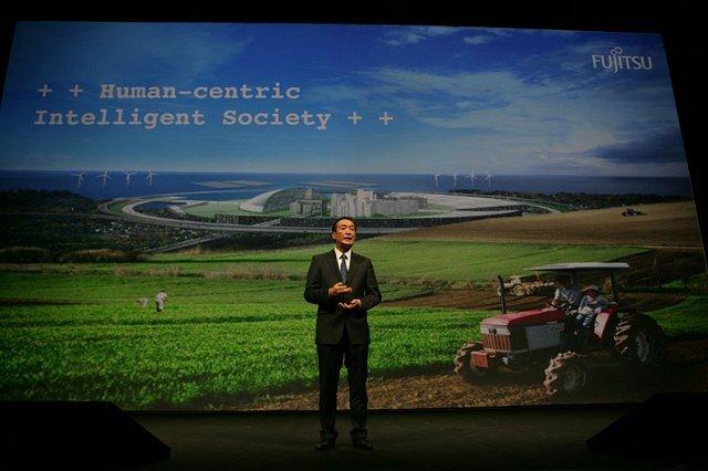 Fujitsu je na dogodku Fujitsu Forum predstavil Fujitsu Business Solutions Store - »tržnico« za poslovne aplikacije in procese na temelju oblaka, ki so podjetjem vseh velikosti na voljo kot storitev