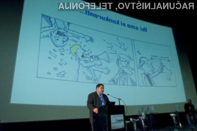 Arena poslovnih rešitev 2011