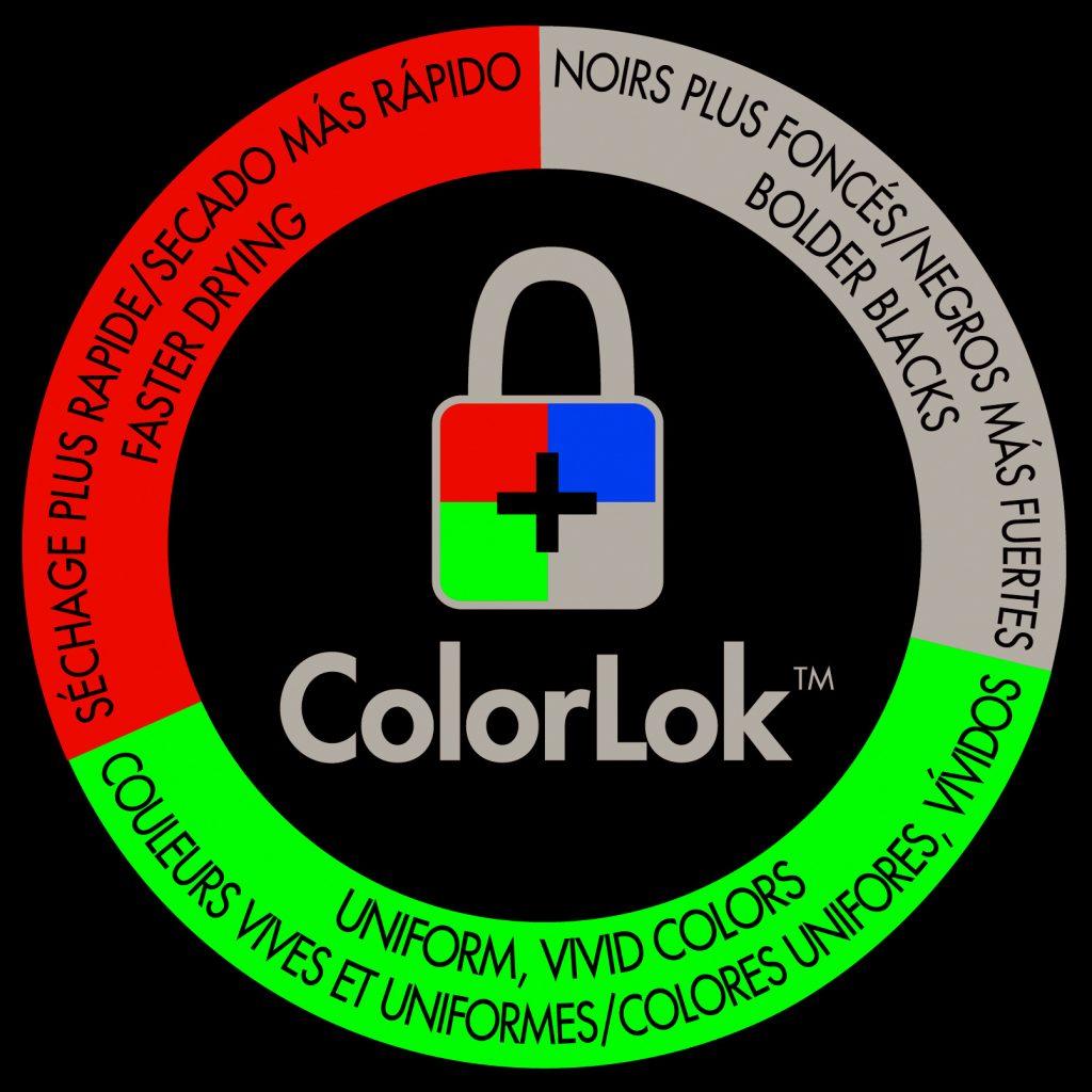 Prodaja papirja ColorLok narasla na 2,1 milijarde prodanih zavitkov