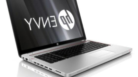 HP ENVY 17 3D – najboljša izkušnje treh dimenzij v svojem razredu