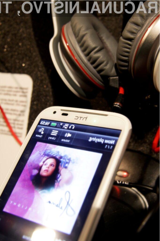 HTC Sensation XL: Razstava Sens(N)ation