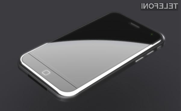 Mobilnik iPhone 5 naj bi bil nekoliko večji od predhodnika!