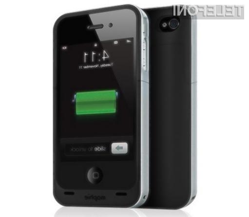 Mobilnik iPhone 4S ima iz dneva v dan več težav!