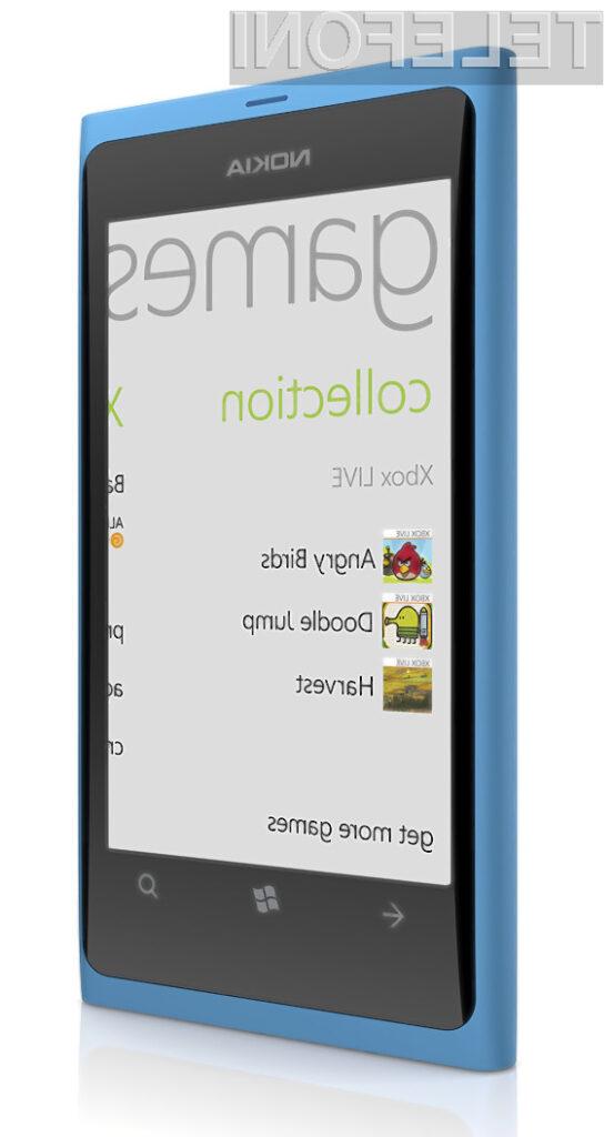 Nokia je, kot kaže, z modelom Lumia 800 zadela v polno.