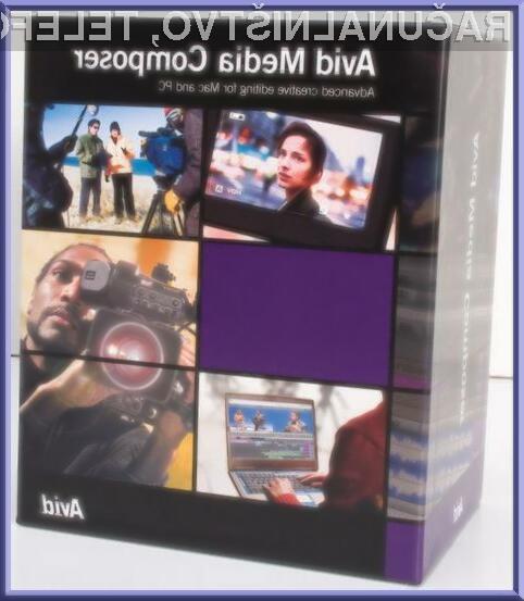 Avid Media Composer 6