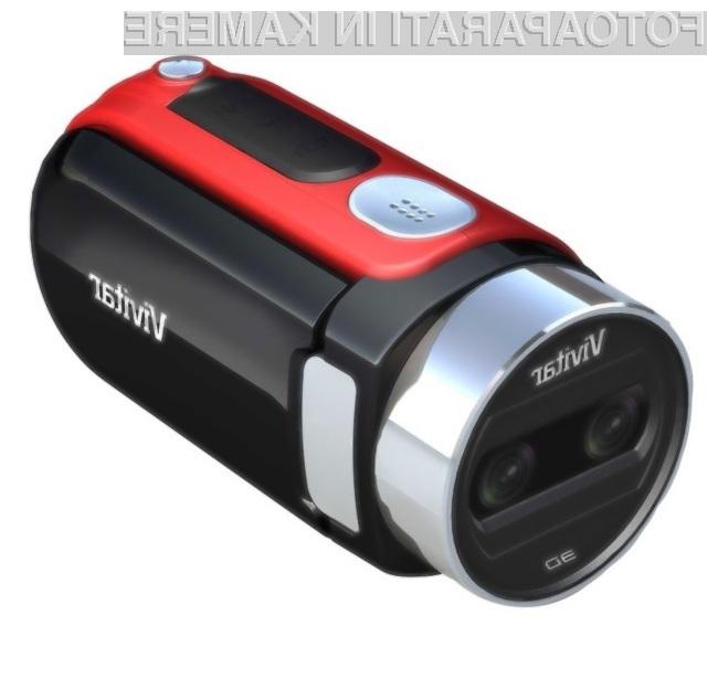 Glede na to, da je za ViviCam 790HD 3D potrebno odšteti 74 evrov, gre za več kot soliden 3D kamkorder.