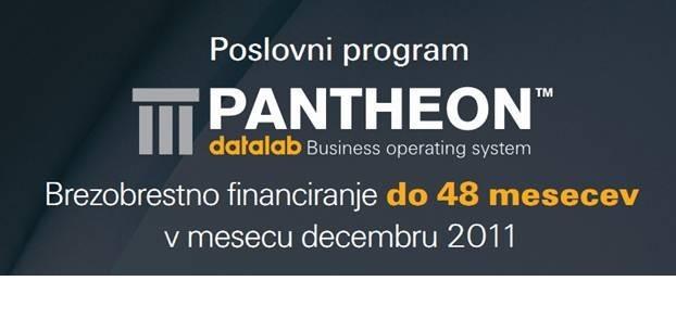 Poslovni program PANTHEON