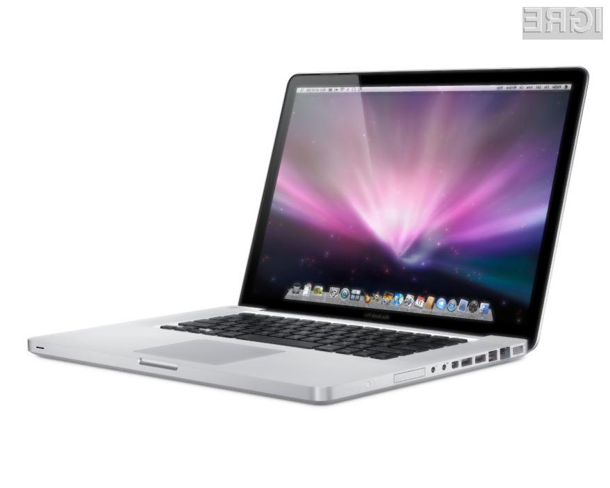 Apple MacBook Pro: Najboljši prenosni računalnik 2011