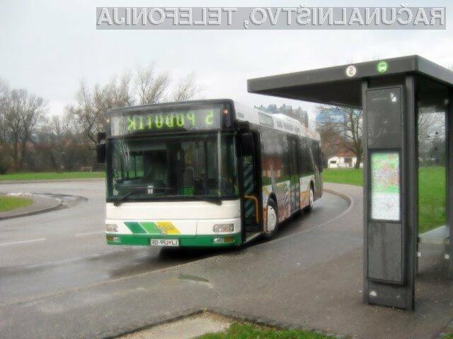 Bi zaradi brezplačne povezave Wi-Fi pogosteje zahajali na mestni avtobus?