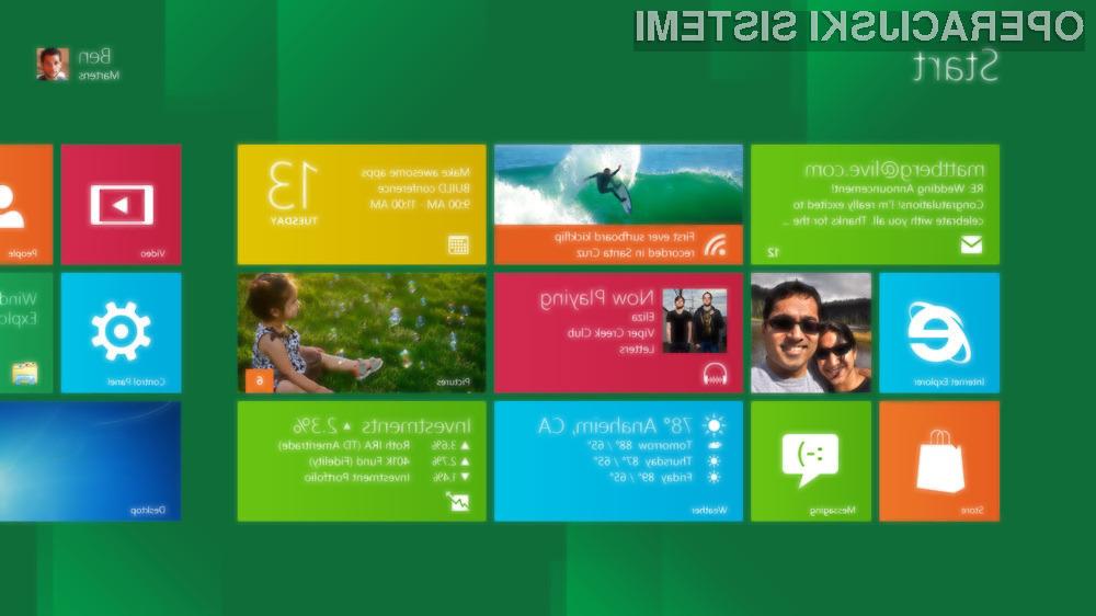 Bo Windows 8 tako uspešen kot XP ter 7, ali pa ga čaka neslavna usoda Viste?