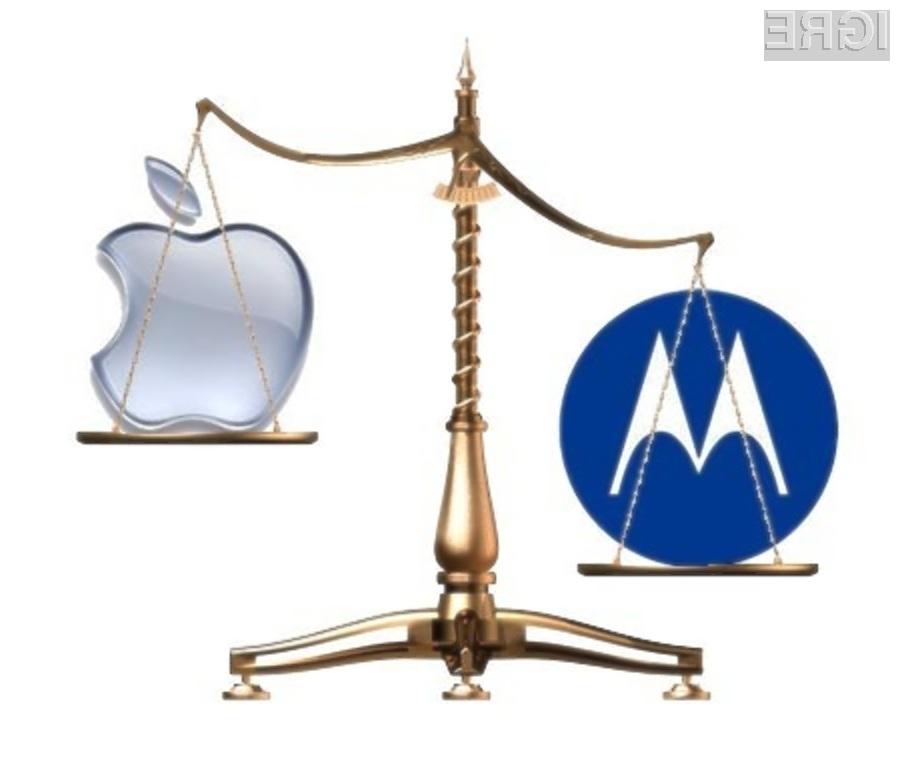 Motorola je Apple stisnila v kot!